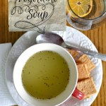 Homemade Vegetable Soup That Kids Will Love – Sharing From a Friend