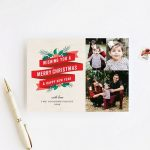 Shop For Your Personalized Holiday Cards Early ~~ Christmas In July Event