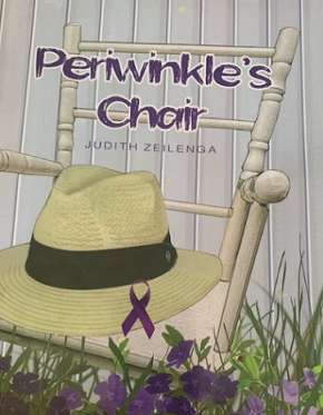 periwinkles chair